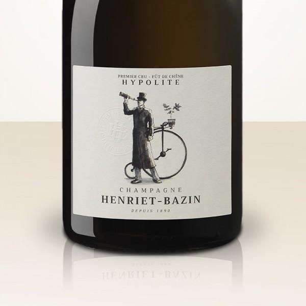 Henriet-Bazin Cuvée Hypolite Blanc de Blancs Extra Brut