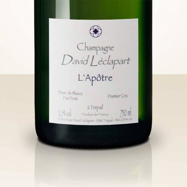 David Leclapart L'Apotre '11
