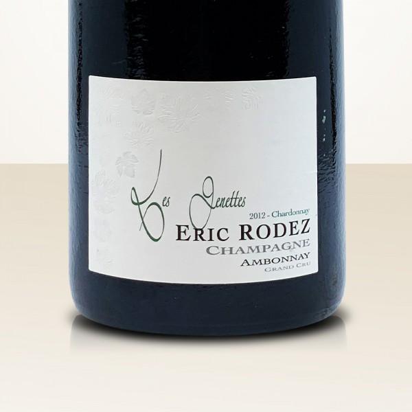 Eric Rodez Les Genettes 2012 Chardonnay - Bio