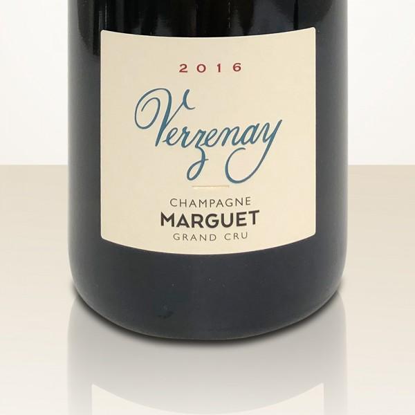 Benoit Marguet Verzenay Grand Cru 2016 - Bio