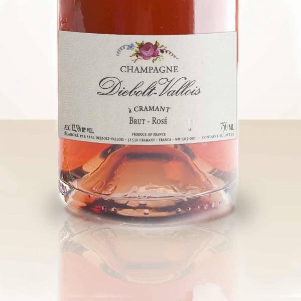Diebolt-Vallois Brut Rosé