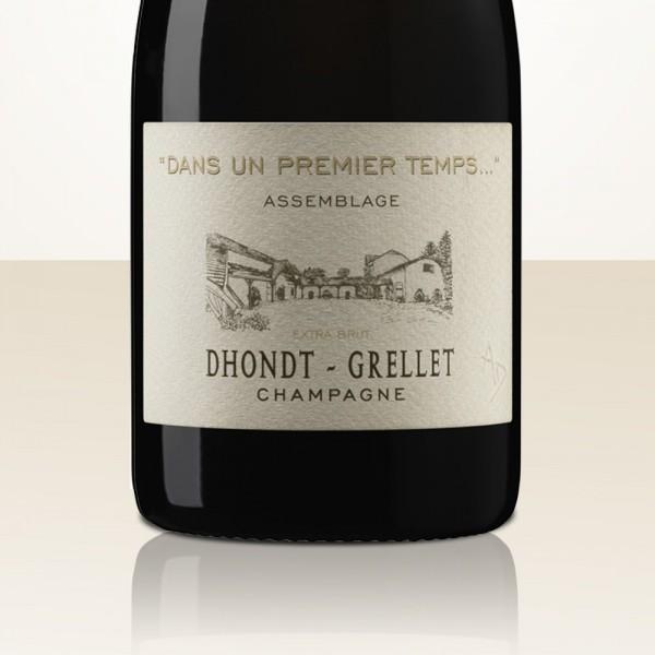 """Dhondt-Grellet """"Dans un premier temps…"""""""