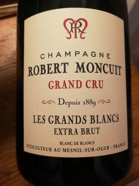 Robert Moncuit Les Grands Blancs Extra Brut