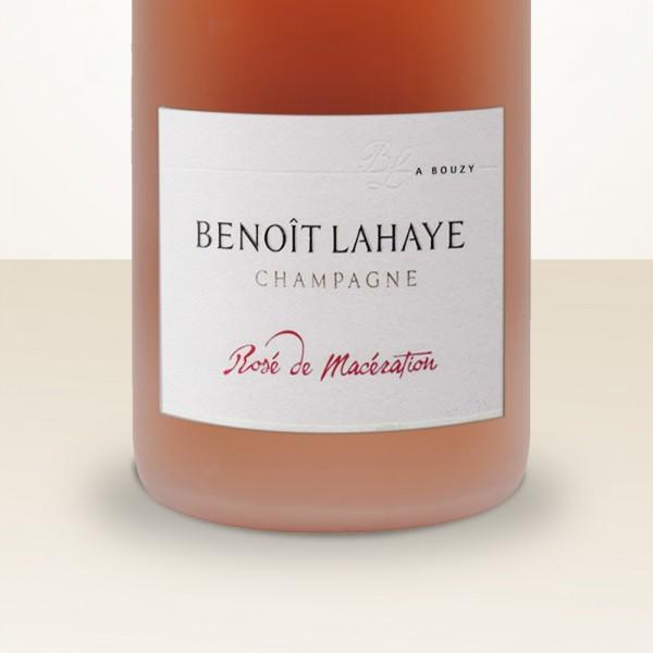 Benoît Lahaye Rosé de Macération Extra-Brut