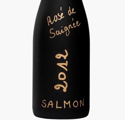 Alexandre Salmon Rosé de Saignée 2012