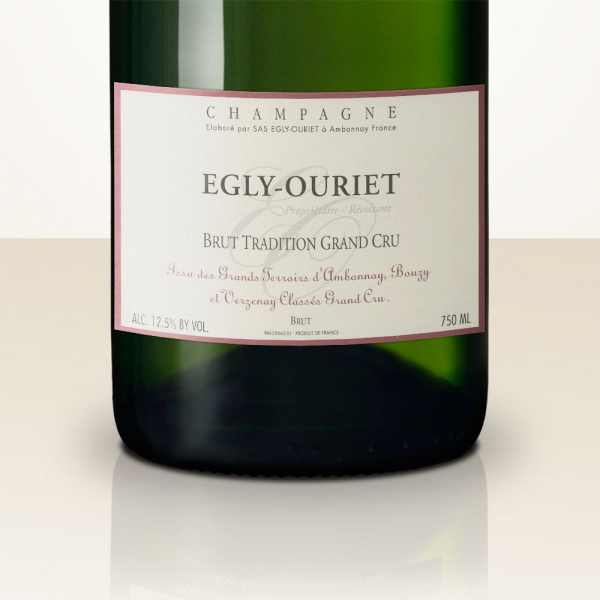 Egly-Ouriet Brut Tradition - Deg. 07.2020