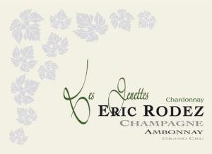 Eric Rodez Les Genettes 2012 Chardonnay
