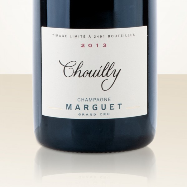 Benoit Marguet Chouilly Grand Cru 2013