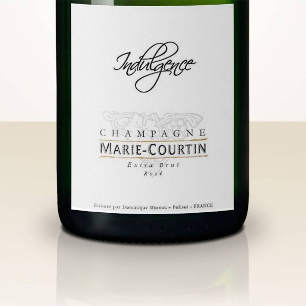 Marie Courtin Indulgence 2015 Extra Brut Rosé