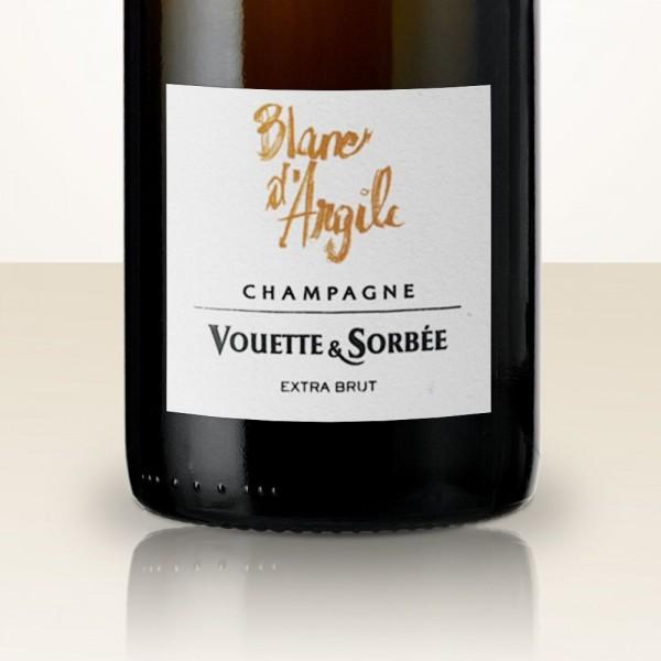Vouette & Sorbée Blanc d'Argile Extra Brut R15