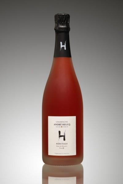 André Heucq Heritage Rosé de Meunier Phase 2
