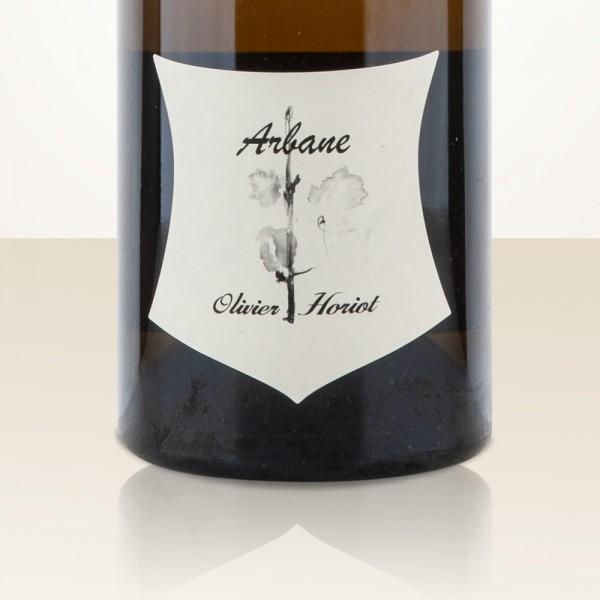"""Olivier Horiot Cuvée """"Arbane"""" L15 Brut Nature"""