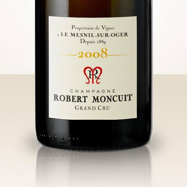 Robert Moncuit Millésimé 2012 Magnum
