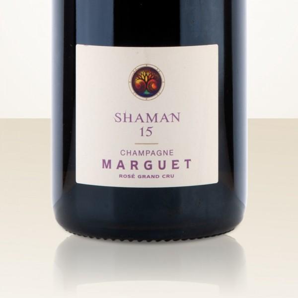 Benoit Marguet Shaman 16 Rosé Grand Cru Extra Brut