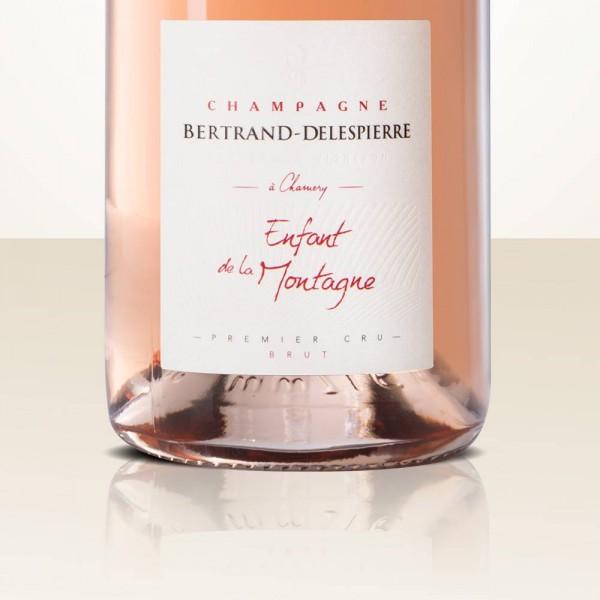 Bertrand-Delespierre Enfant de la Montagne Rosé