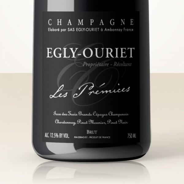 """Egly-Ouriet """"Les Prémices"""" Extra Brut - Deg. 07.2020"""