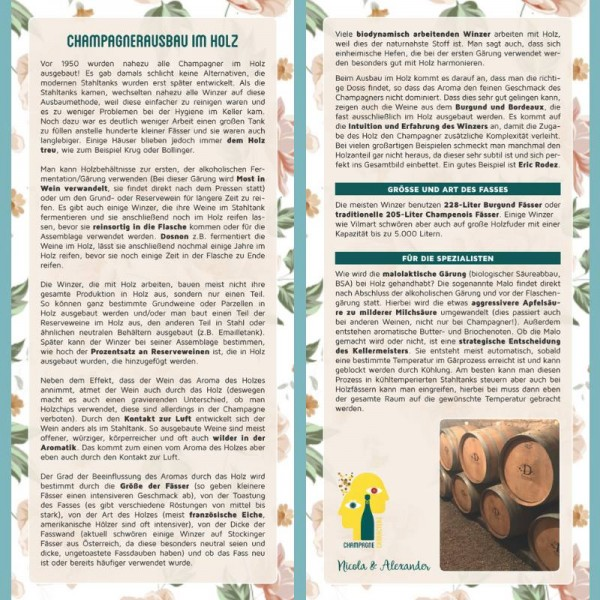 "Taster Pack ""Comparison vinification in oak vs. steel tank"""