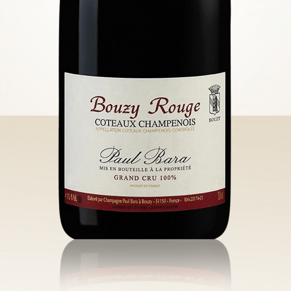 Paul Bara Bouzy Rouge 2012