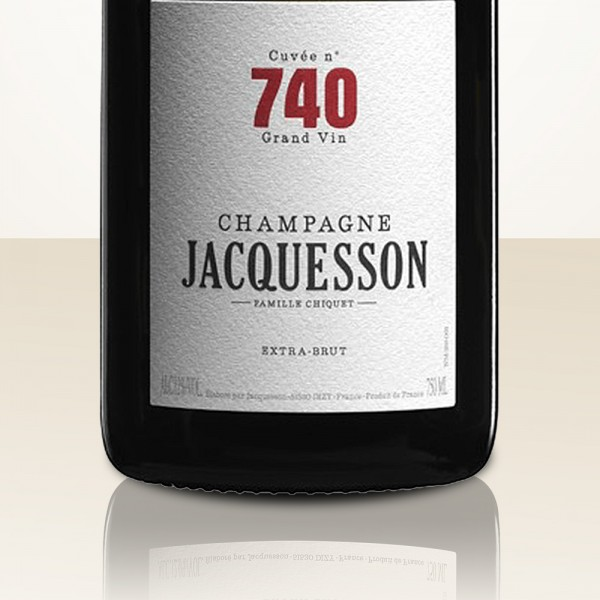 Jacquesson Extra Brut 743 JEROBOAM