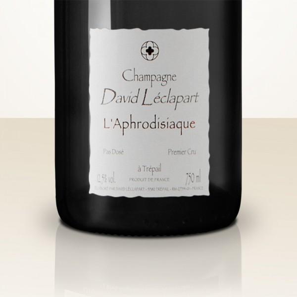 David Leclapart L'Aphrodisiaque 2016