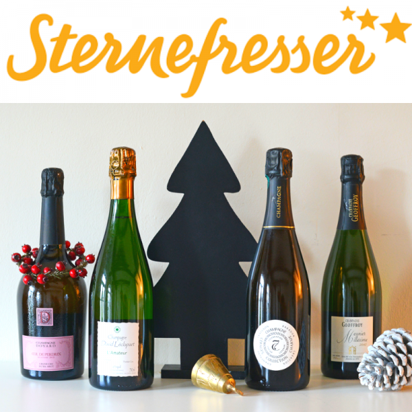 Advent Calendar for 4 advent Sundays - for Wine Geeks