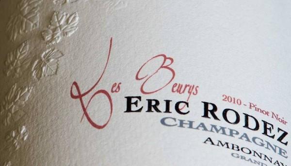 Eric Rodez Les Beurys 2012 Pinot