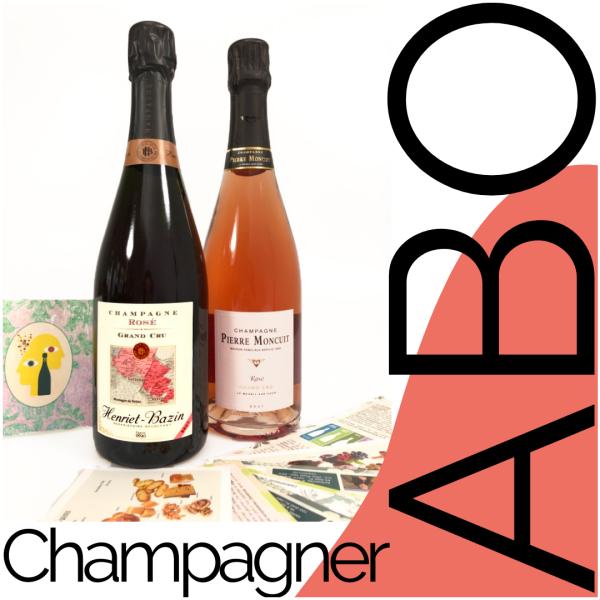 Premium Champagne Subscription - Ongoing - 2 bottles per shipment