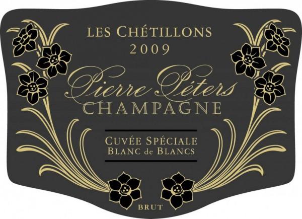 Pierre Péters Cuvée Spéciale Les Chétillons 2014