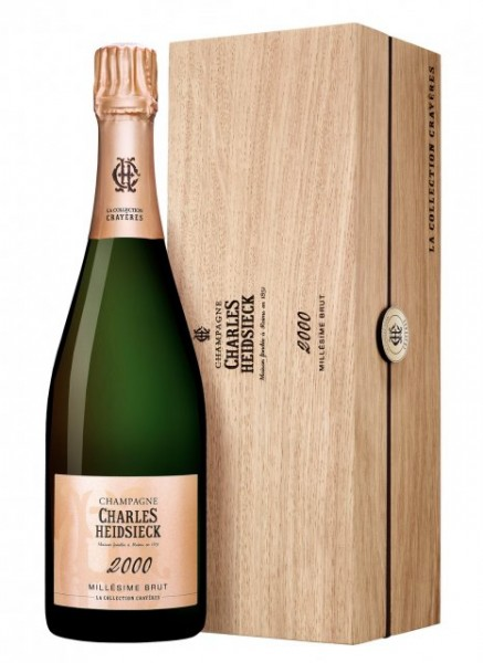 Charles Heidsieck Millésimé Brut Collection Crayères 2000
