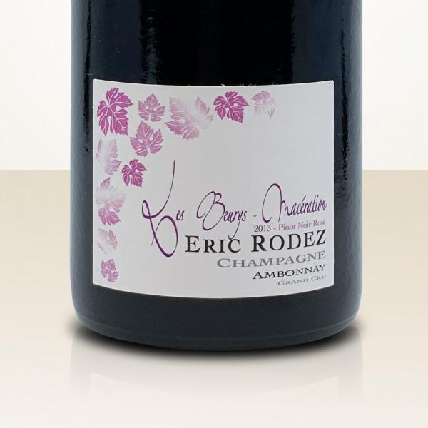 Eric Rodez Les Beurys Rosé Maceration 2013
