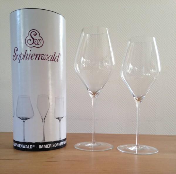Sophienwald Champagnerglas Cru