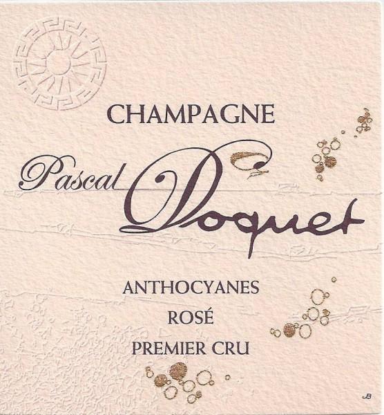Pascal Doquet Anthocyanes Rosé