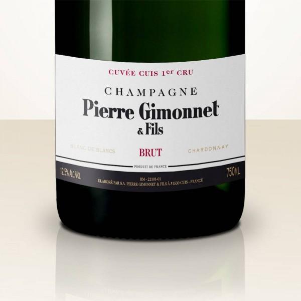 Pierre Gimonnet Cuis Brut MAGNUM