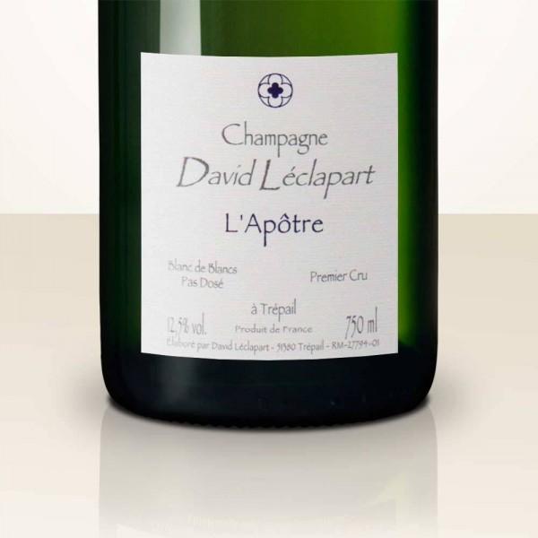 David Leclapart L'Apotre '10