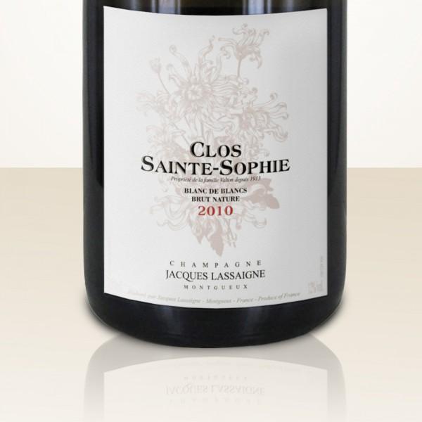 Jacques Lassaigne Clos Sainte Sophie 2014