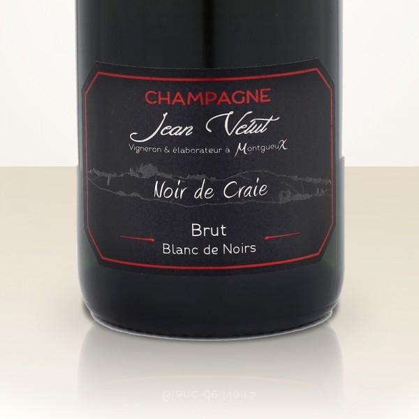 Jean Velut Noir de Craie