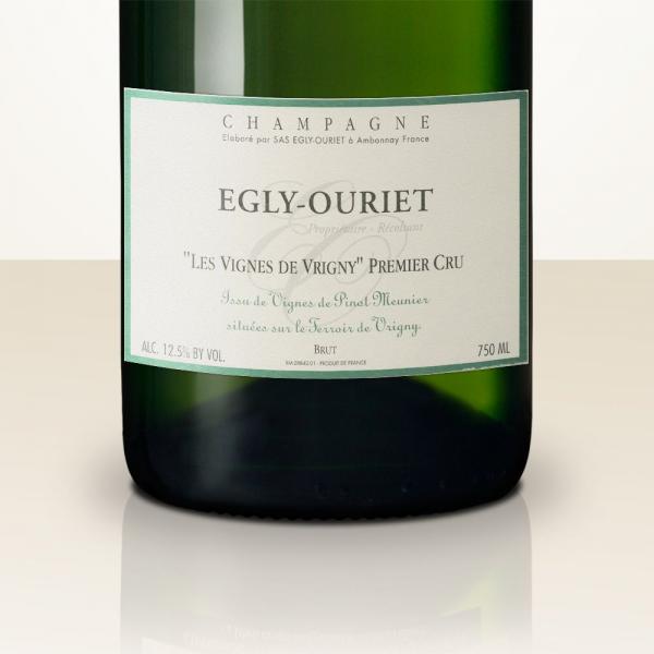 Egly-Ouriet Les Vignes de Vrigny - Deg. 07.2020