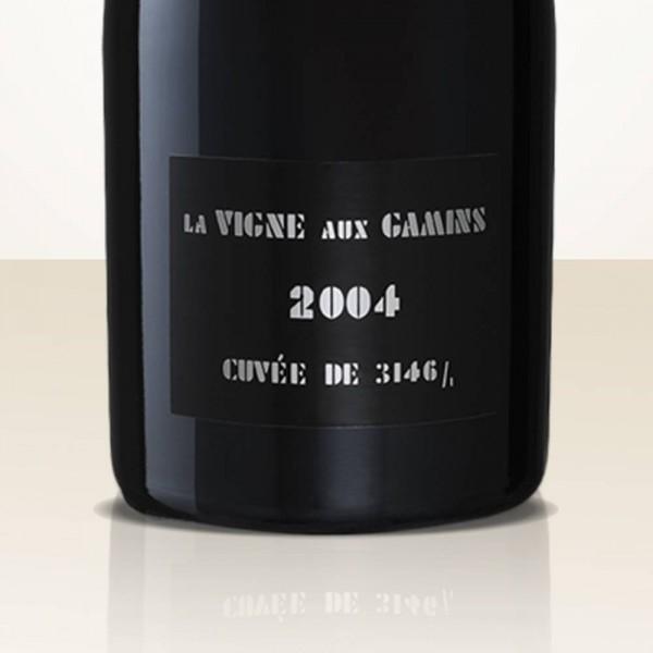 """Thienot """"La Vigne aux Gamins"""" 2004"""