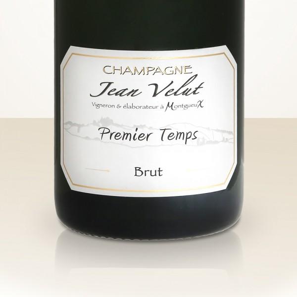 Jean Velut Premier Temps