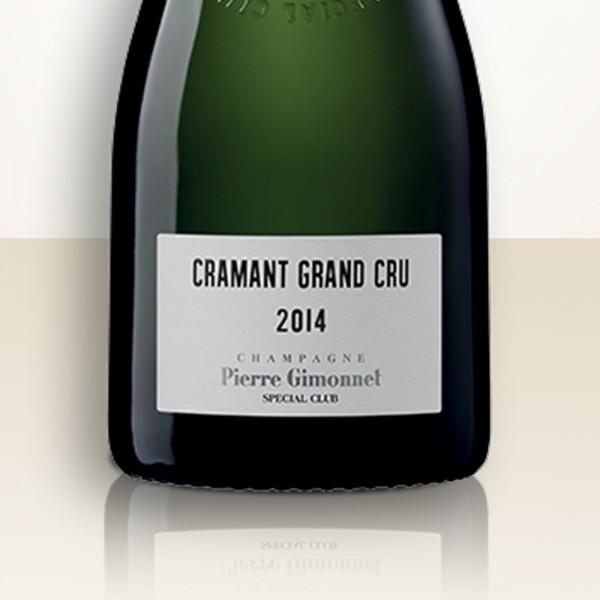 Pierre Gimonnet Cramant Spécial Club 2014