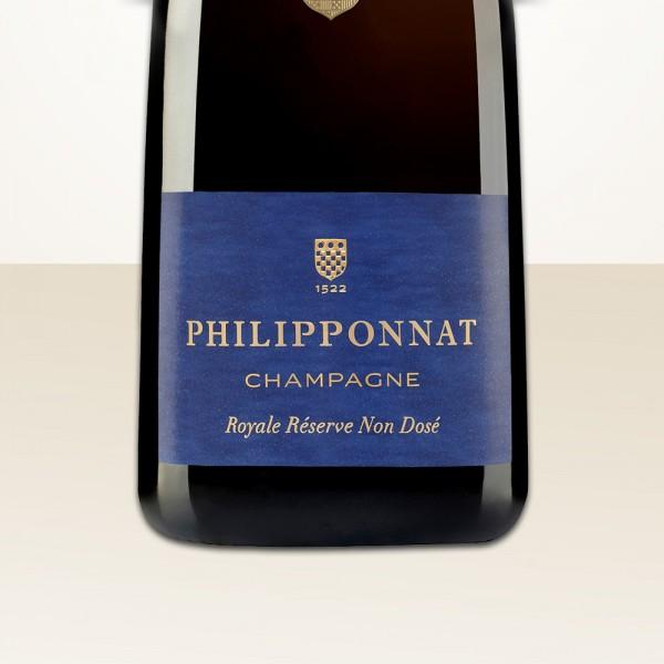 Philipponnat Royale Reserve Non Dosé