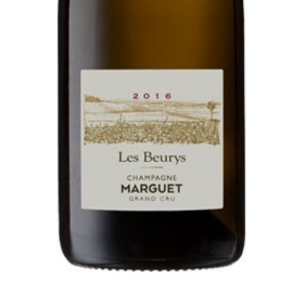 Benoit Marguet Les Beurys Grand Cru 2016