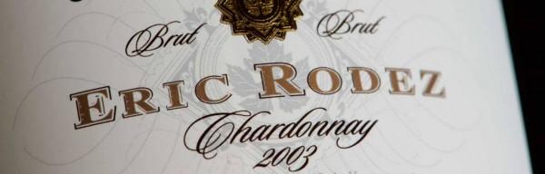 Eric Rodez Empreinte de Terroir Chardonnay 2007 - in Holzschatulle