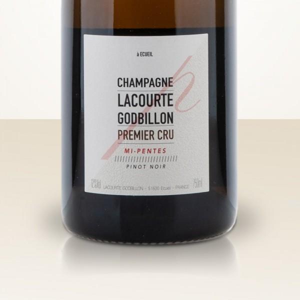 Lacourte-Godbillon Mi-Pentes Extra Brut