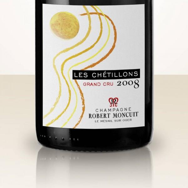 Robert Moncuit Cuvée Les Chétillons 2012