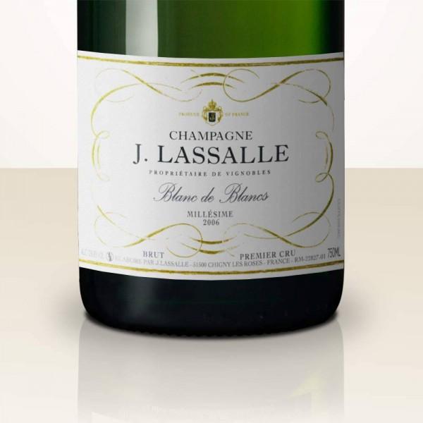 J. Lassalle Blanc de Blancs 2008