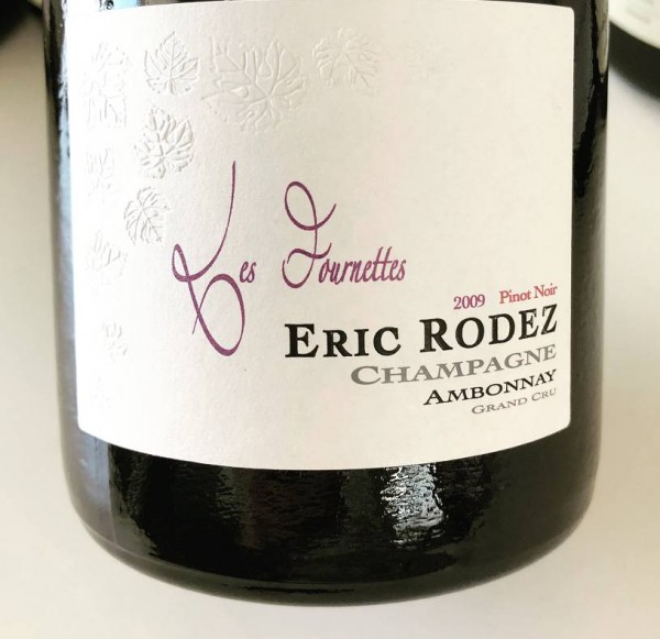 Eric Rodez Les Beurys & Les Secs Pinot Noir 2008