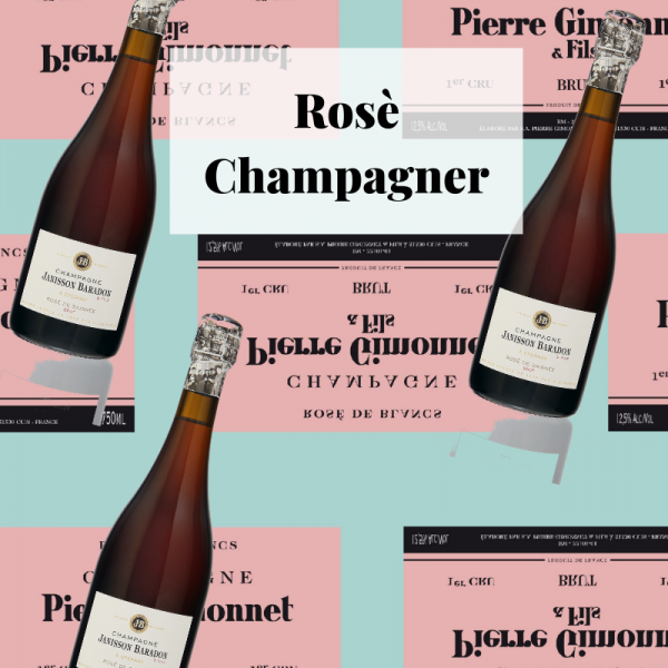 "Subscription Taster Pack ""Rosé Champagne"""