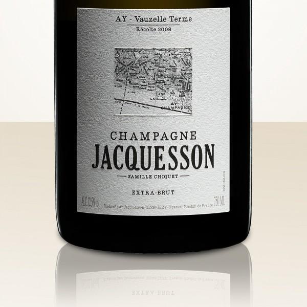 """Jacquesson Aÿ """"Vauzelle Terme"""" 2009"""