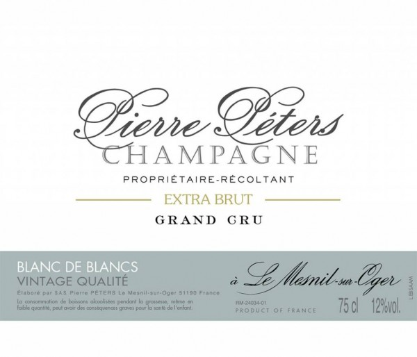 Pierre Péters Cuvée Extra Brut